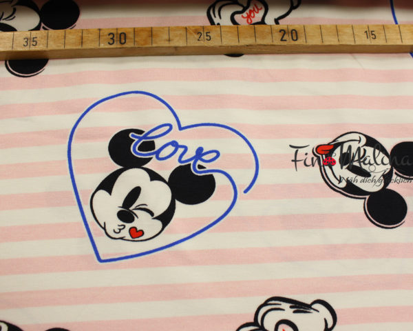 Jersey Mickey Mouse Love 2
