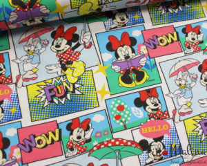 Jersey Minnie Mouse Comic 1