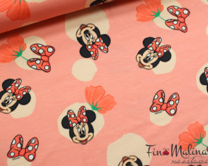 Jersey Minnie Mouse Rosa 1