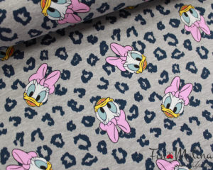 French Terry Daisy Duck 1