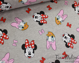 French Terry Minnie Mouse 1